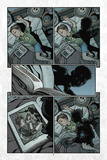 Locke and Key: Volume 3 - Comic Page with Panels Foto di Gabriel Rodriguez