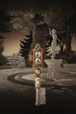 Locke and Key - Cover Art Plakater av Gabriel Rodriguez