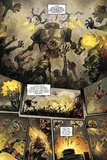 Zombies vs. Robots: Volume 1 - Comic Page with Panels Posters by Anthony Diecidue