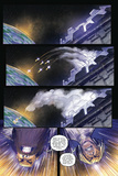 Zombies vs. Robots: Volume 1 - Comic Page with Panels Print by Anthony Diecidue