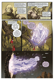 Zombies vs. Robots: Volume 1 - Comic Page with Panels Posters av Anthony Diecidue