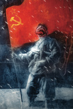 30 Days of Night: Red Snow - Full-Page Art Pósters por Ben Templesmith
