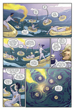 Zombies vs. Robots: Volume 1 - Comic Page with Panels Plakater av Anthony Diecidue