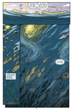 Zombies vs. Robots: Volume 1 - Comic Page with Panels Kunst av Anthony Diecidue