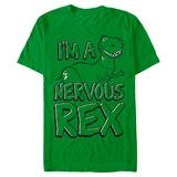 Toy Story- Nervous Rex T-skjorte