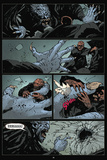 30 Days of Night: Volume 3 Run, Alice, Run - Comic Page with Panels Posters por Christopher Mitten