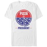 Pizza For Prez T-skjorter