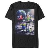 Toy Story- Moon Landing T-skjorter