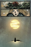 30 Days of Night: Volume 3 Run, Alice, Run - Comic Page with Panels Pôsteres por Christopher Mitten
