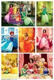 Prinsessia- Collage Kuvia