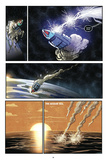 Zombies vs. Robots: Volume 1 - Comic Page with Panels Art by Anthony Diecidue