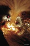 30 Days of Night: Eben & Stella - Cover Art Posters av Justin Randall
