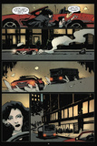 30 Days of Night: Volume 3 Run, Alice, Run - Comic Page with Panels Pôsters por Christopher Mitten