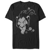 Lion King- Scar Gaze T-Shirt