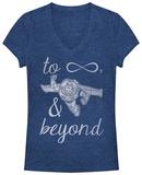 Women's: Toy Story- Infinity Buzz T-Shirts