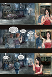 30 Days of Night: Three Tales - Comic Page with Panels Pôsters por  Milx