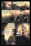 30 Days of Night: Eben & Stella - Comic Page with Panels Plakater av Justin Randall
