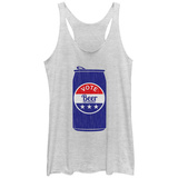 Juniors Tank Top: Vote Beer Womens Tank Tops