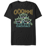 Toy Story- Neon Aliens T-skjorte