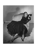 Vogue - March 1950 Premium Photographic Print by Horst P. Horst