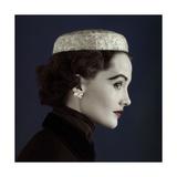 Vogue - September 1951 Premium Photographic Print by Horst P. Horst