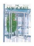 The New Yorker Cover - December 20, 1976 Giclee Print by Charles Saxon
