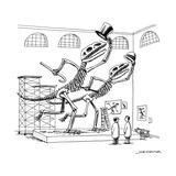 Add Your Own Caption Week 329 - New Yorker Cartoon Reproduction giclée Premium par Joe Dator