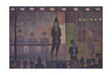 Circus Sideshow (Parade de cirque), 1887-88 Giclee Print by Georges Seurat