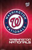 Washington Nationals- Logo 2016 Posters