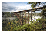 New River Gorge Bridge Giclee Print by Danny Head