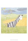 Quinn's Zebra Prints by Megan Meagher