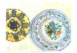 Plate Study II Affiches par Samuel Dixon