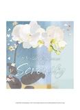 Blue Floral Inspiration I Arte di Evelia Designs