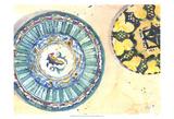 Plate Study I Posters par Samuel Dixon