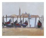Venice Study IV Posters par Samuel Dixon