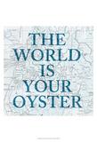 Map Words II Stampe di  Studio W