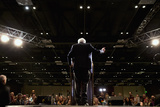 DEM 2016 Sanders Photographic Print by Jacquelyn Martin