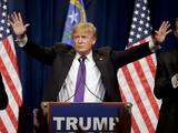 GOP 2016 Trump Lámina fotográfica por Jae C Hong