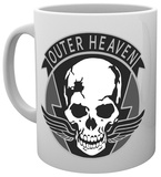 Metal Gear Solid V Outer Heaven Mug Tazza