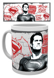 Batman v Superman False God Mug Mug