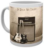 AC/DC Trust Rock Mug Tazza
