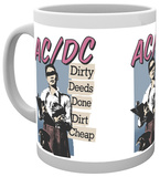 AC/DC Dirty Deeds Mug Mug