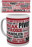 Friends Quotes Mug Mug