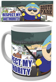South Park Respect Mug Tazza