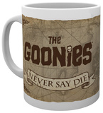 The Goonies Never Say Die Mug Tazza