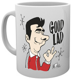 I Believe In Miracles Good Lad Mug Taza