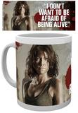 The Walking Dead Maggie Mug Becher