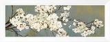Kimono I Framed Canvas Print by Asia Jensen