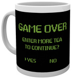 Gaming Continue Mug Tazza