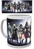 Assassins Creed Assassins Mug Taza